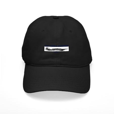 USS KENNEDY Black Cap