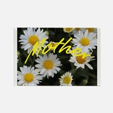 Mother (Mums) Rectangle Magnet