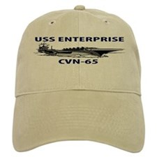 USS ENTERPRISE Baseball Cap