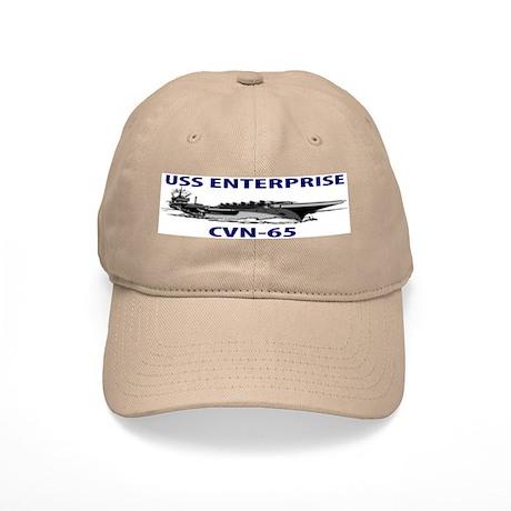 USS ENTERPRISE Cap