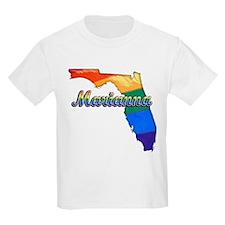 Marianna, Florida, Gay Pride, T-Shirt