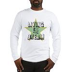OYOOS Living My Dream design Long Sleeve T-Shirt