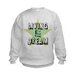 OYOOS Living My Dream design Kids Sweatshirt