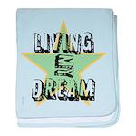 OYOOS Living My Dream design baby blanket