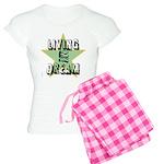 OYOOS Living My Dream design Women's Light Pajamas