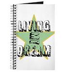 OYOOS Living My Dream design Journal