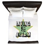 OYOOS Living My Dream design King Duvet