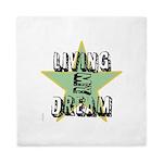 OYOOS Living My Dream design Queen Duvet