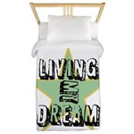 OYOOS Living My Dream design Twin Duvet