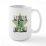 OYOOS Living My Dream design Large Mug