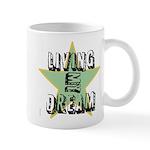 OYOOS Living My Dream design Mug