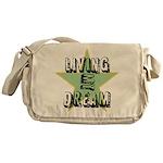 OYOOS Living My Dream design Messenger Bag