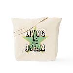 OYOOS Living My Dream design Tote Bag