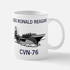 USS REAGAN Mug