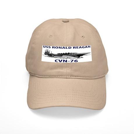 USS REAGAN Cap