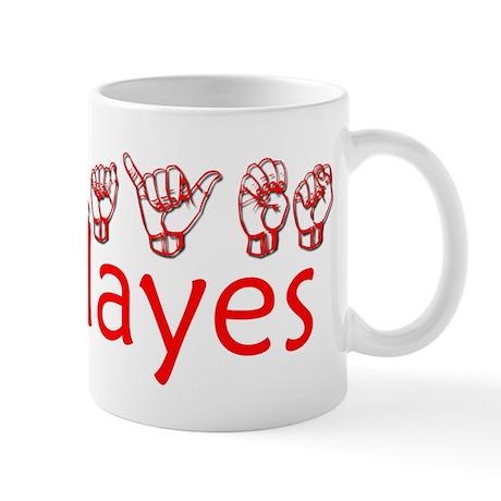 Hayes Mug