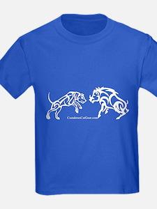 Kids CazadoresCutGear.com Dark T-Shirt
