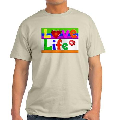 Love Life Light T-Shirt