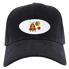 Outer Space Baseball Hat