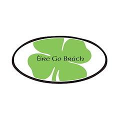 Éire go Brách (Ireland Foreve Patches