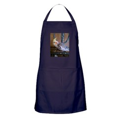 Cockatiel 3 Apron (dark)