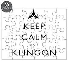 Keep Calm and Klingon Puzzle
