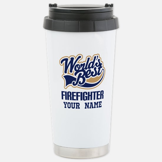Firefighter Personalized Gift Mugs