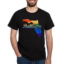 Hollister, Florida, Gay Pride, T-Shirt