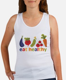 Eat Healthy Women's Tank Top