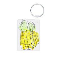Unique Pineapple Keychains