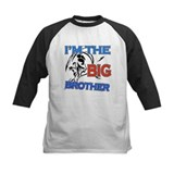 Big brother karate Baseball Jersey