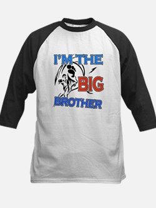 Cool Karate Big Brother Design Tee