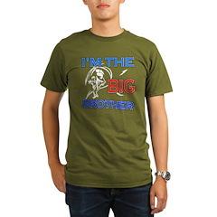 Cool Karate Big Brother Design T-Shirt