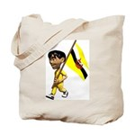 3D Brunei Tote Bag