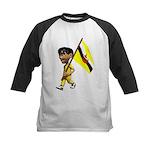 3D Brunei Kids Baseball Jersey