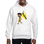 3D Brunei Hooded Sweatshirt