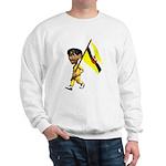 3D Brunei Sweatshirt