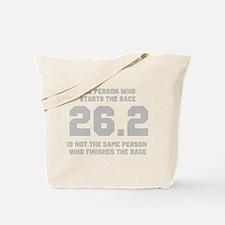 26.2 Marathon Saying Tote Bag