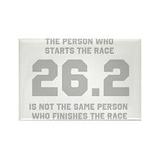 26.2 Marathon Saying Rectangle Magnet (10 pack)