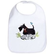 Scottish Terrier Bird Dog Bib