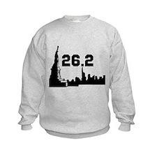 New York Marathon 26.2 Sweatshirt