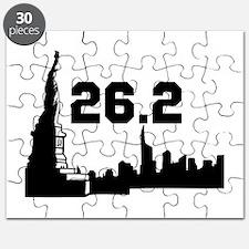 New York Marathon 26.2 Puzzle