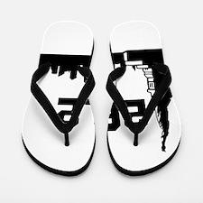 New York Marathon 26.2 Flip Flops