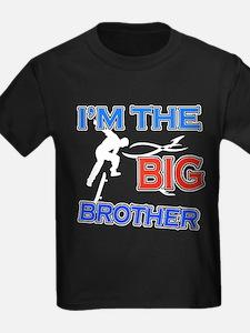 Cool Skateboard Big Brother Design T