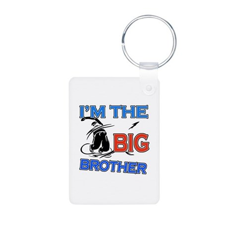 Cool Snowboard Big Brother Design Aluminum Photo K