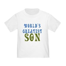 World's Greatest Son T