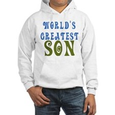 World's Greatest Son Hoodie