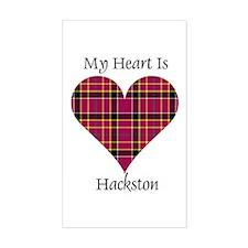 Heart - Hackston Decal