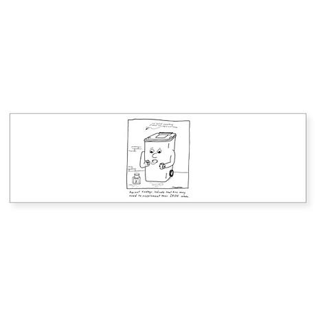 Wet Nose Sticker (Bumper 50 pk)