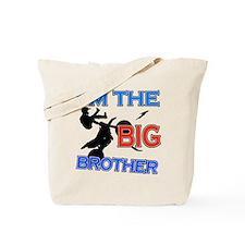 Cool Motorbike Big Brother Design Tote Bag